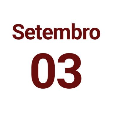 3 de Setembro