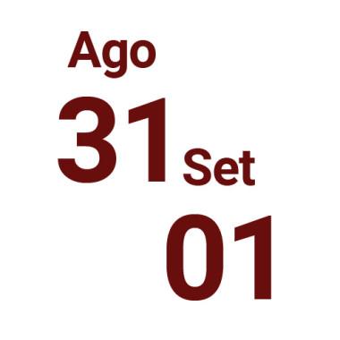 31 de Agosto e 1º de Setembro